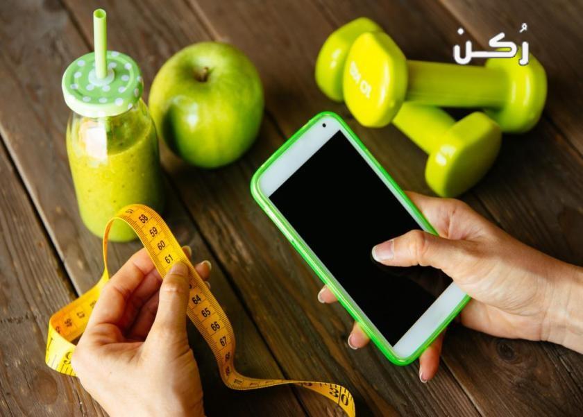 تطبيقات تساعد في إتباع نظام غذائي صحي للتخسيس وإنقاص الوزن