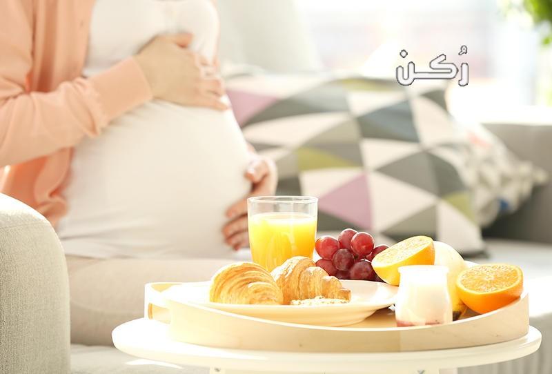 حكم الشرع في إفطار الحامل في رمضان