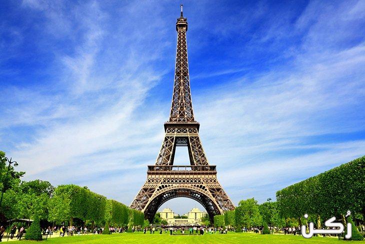 افضل الاماكن السياحية في باريس عاصمة فرنسا