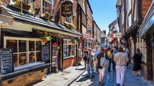 أفضل الاماكن السياحية في مدينة يورك البريطانية