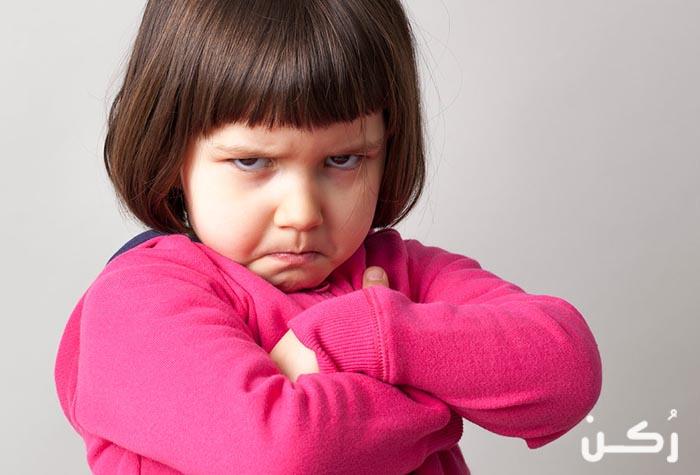 خطوات امتصاص غضب وعصبية الطفل