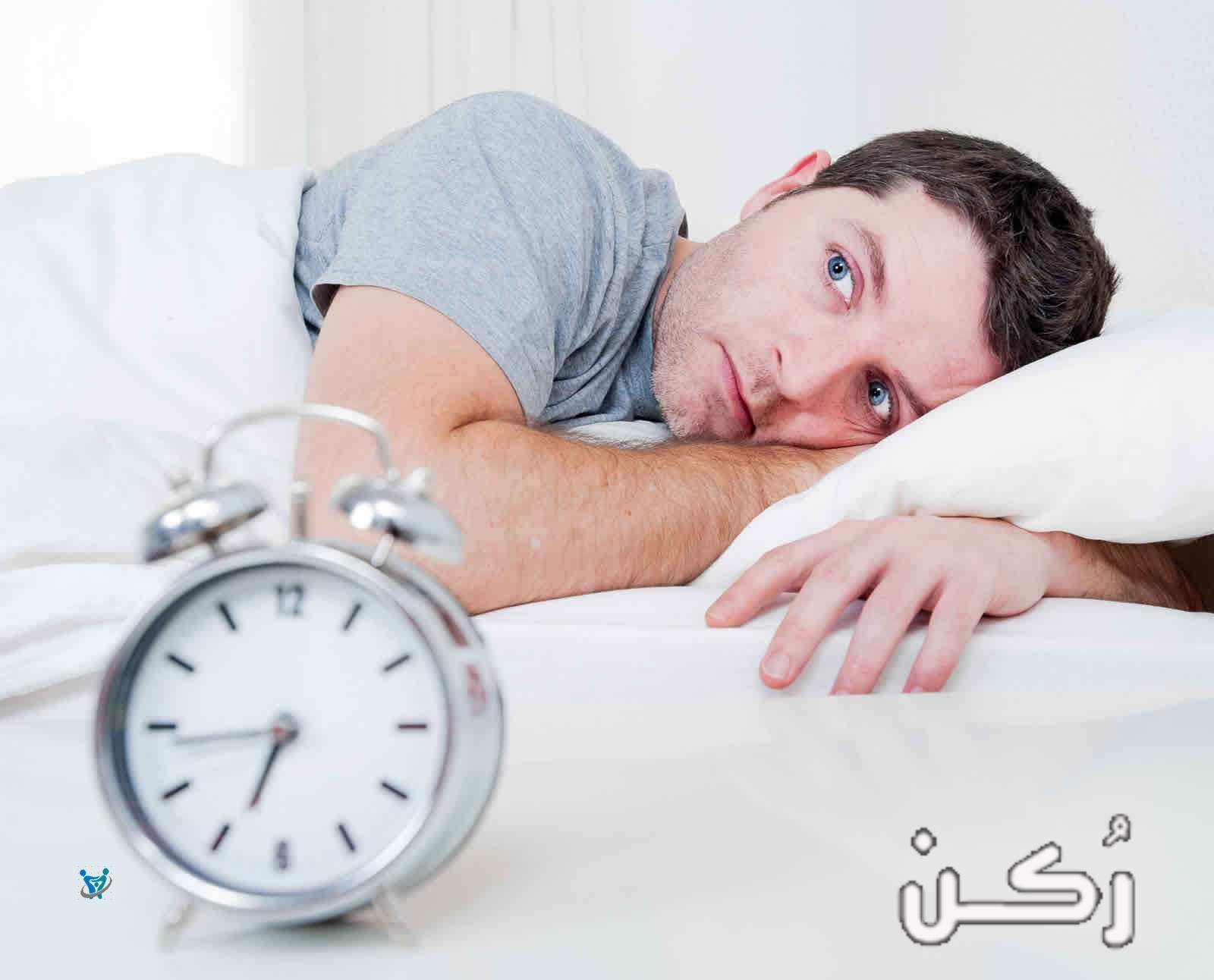 علاج الأرق وعدم القدرة على النوم