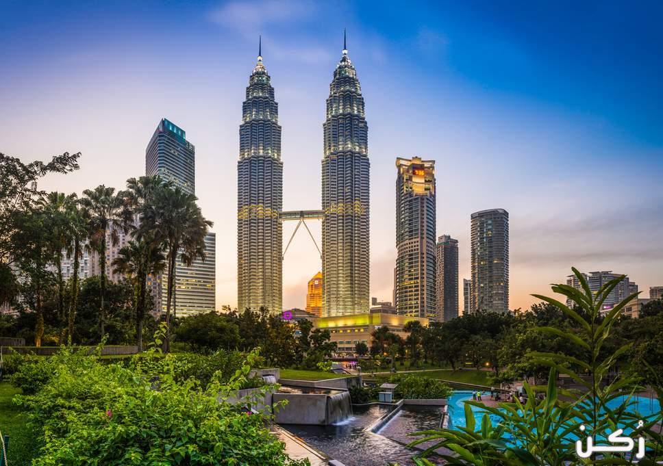 اهم الاماكن السياحية في مدينة كوالالمبور عاصمة ماليزيا