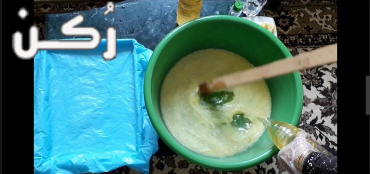 طريقة عمل صابون الغسيل من الزيت المستعمل في المنزل