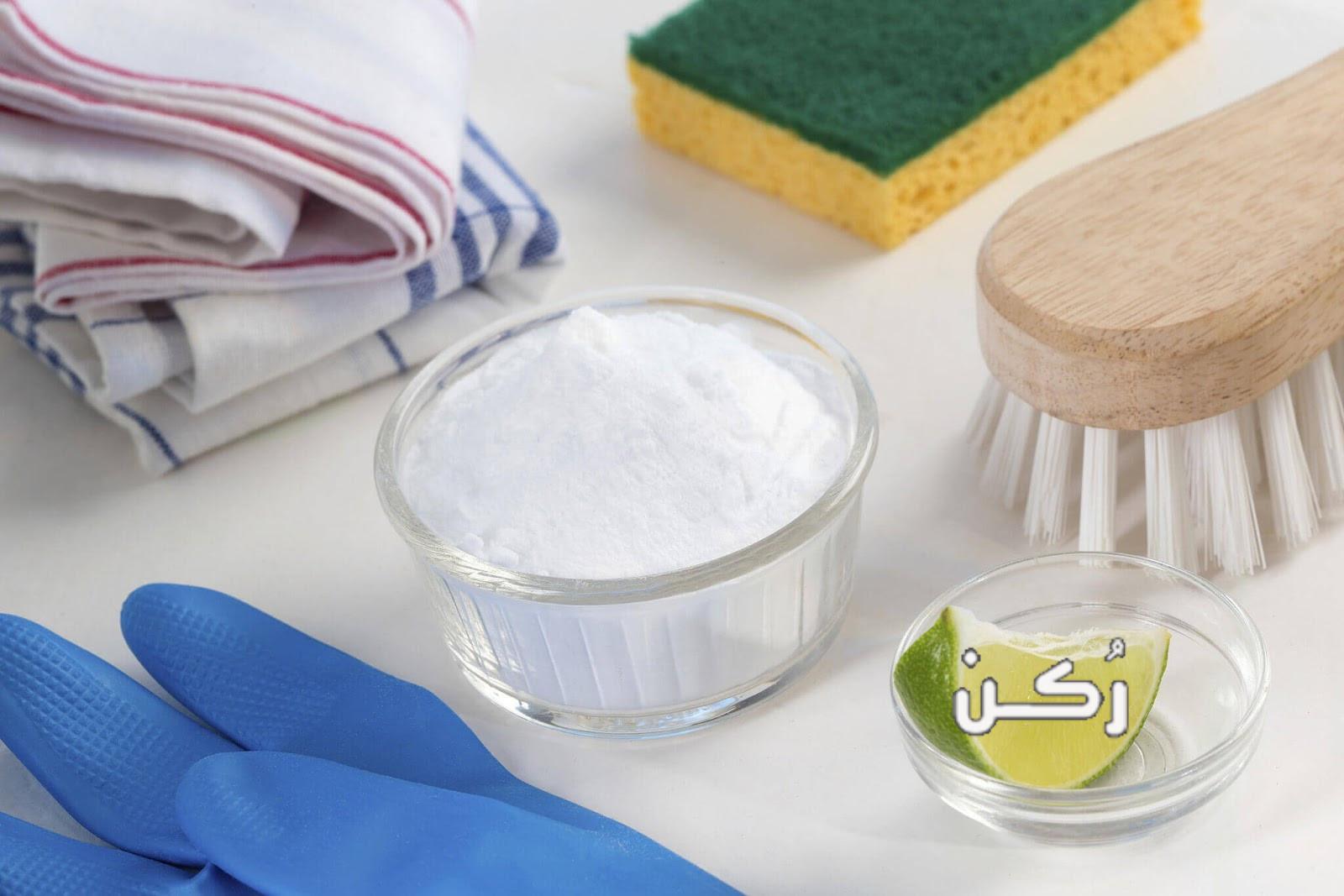 طرق واستخدامات بيكربونات الصوديوم في المنزل
