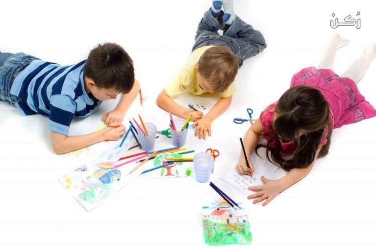 طرق تحفيز موهبة الرسم عند طفلك