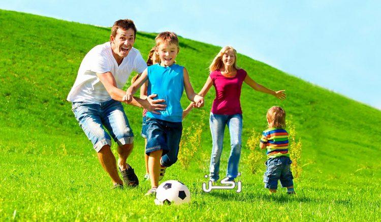 تعرف على مدى حاجة طفلك إلى الرياضة
