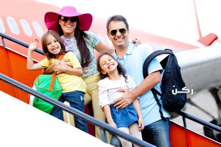 أهم نصائح لرحلة آمنة برفقة الأطفال