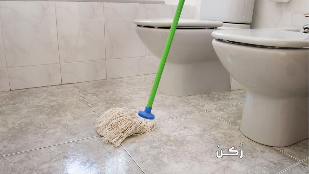 طريقة تلميع السيراميك في الحمام والمطبخ