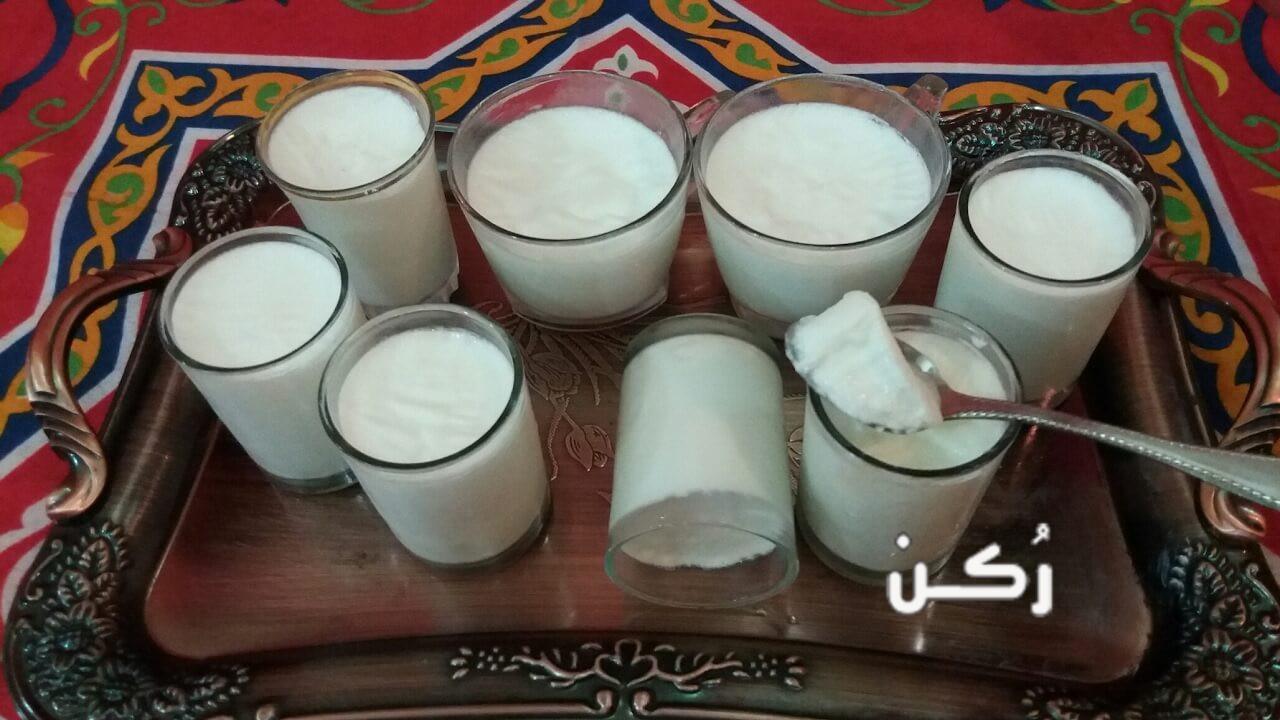 طريقة عمل الزبادي في البيت لسحور رمضان 2019
