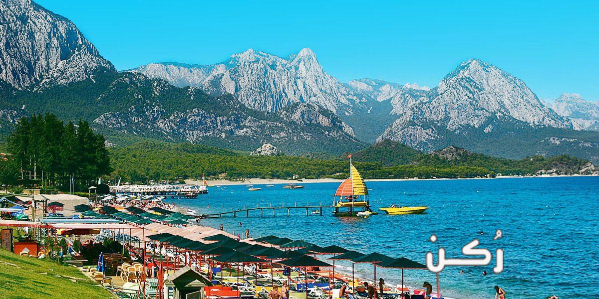 اهم الأماكن السياحية في مدينة كيمر بتركيا