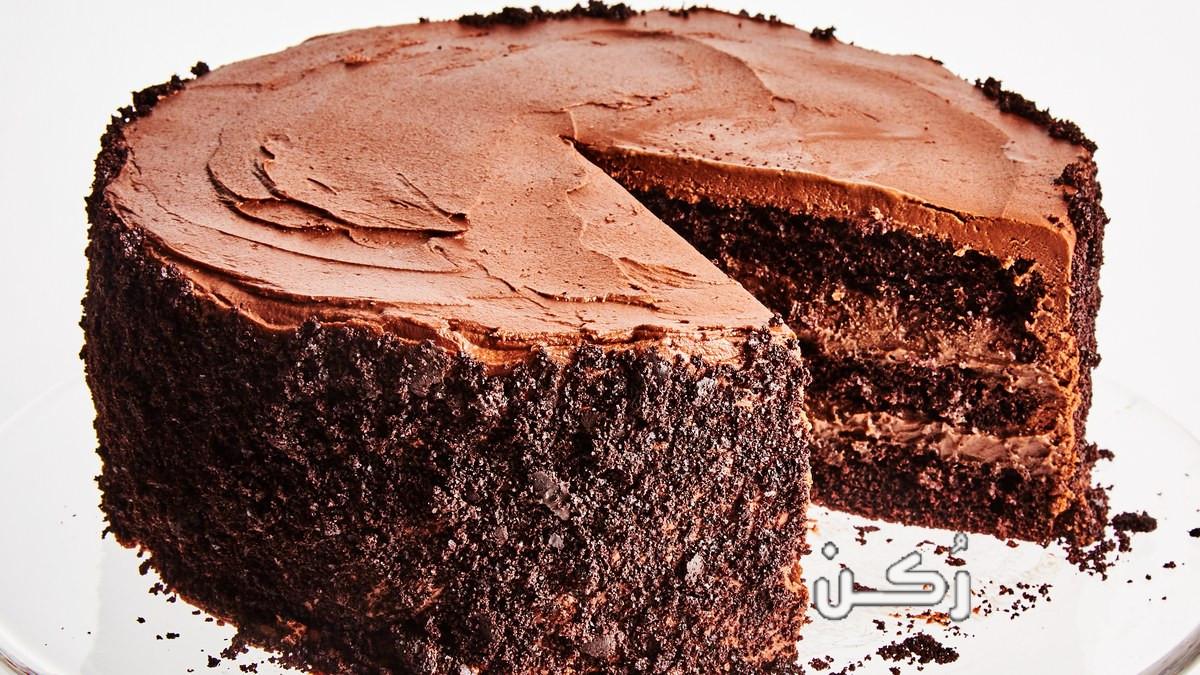 طريقة عمل الكيكة بالبرتقال وكيكة بالكاكاو للست غالية