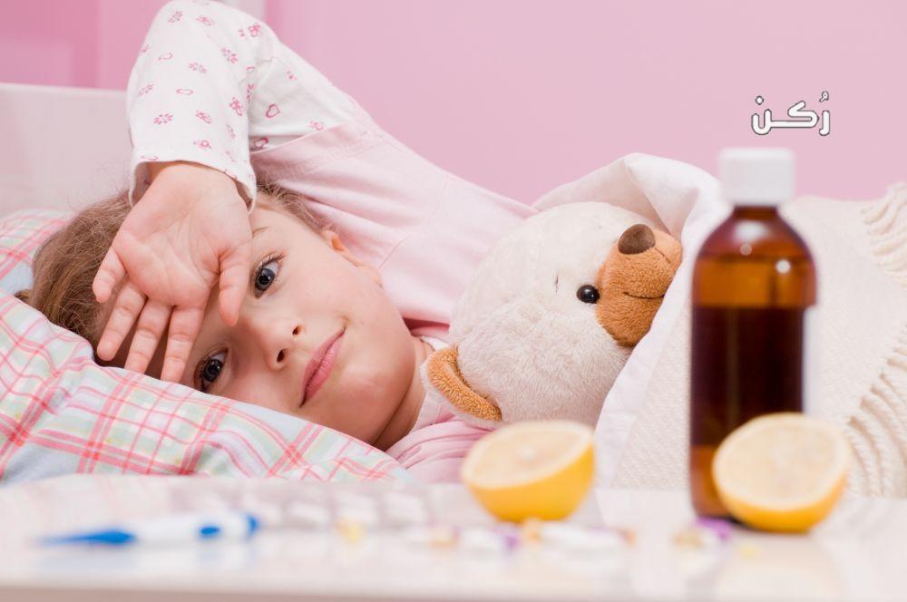 كيفية حماية الطفل من نزلات البرد في الشتاء