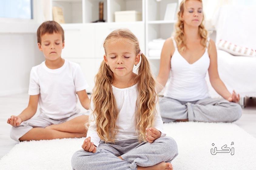فوائد تعلم اليوجا للأطفال
