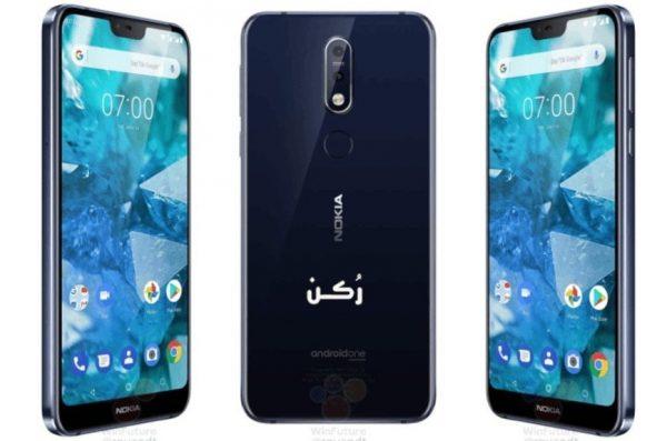 مواصفات ومميزات وعيوب وسعر هاتف Nokia 7.1