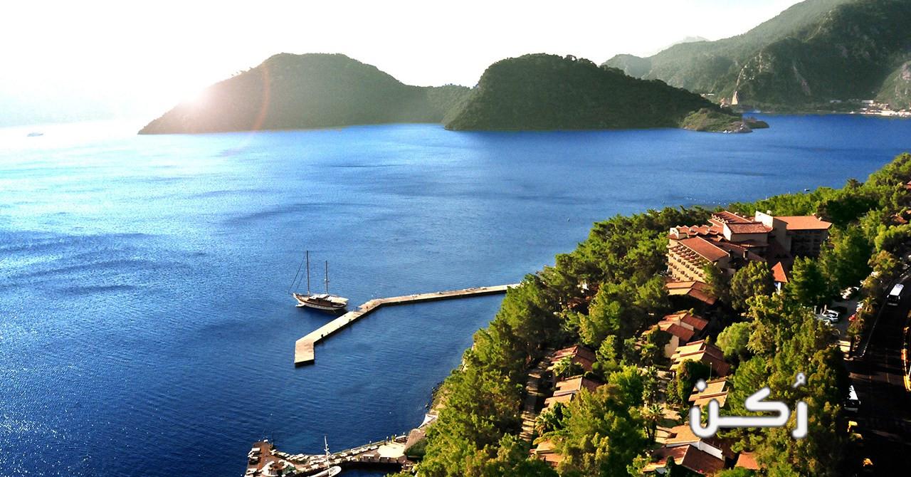 اهم الأماكن السياحية في مدينة كوساداسي تركيا