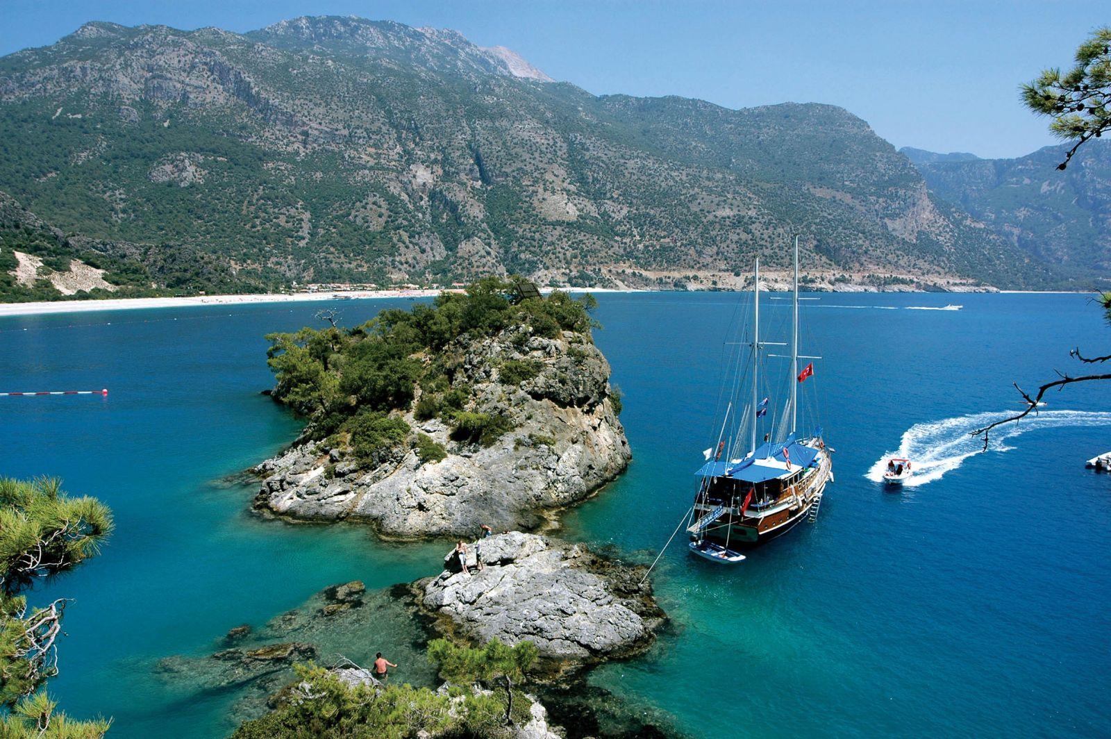 مدينة فتيحة اهم الأماكن السياحية في تركيا