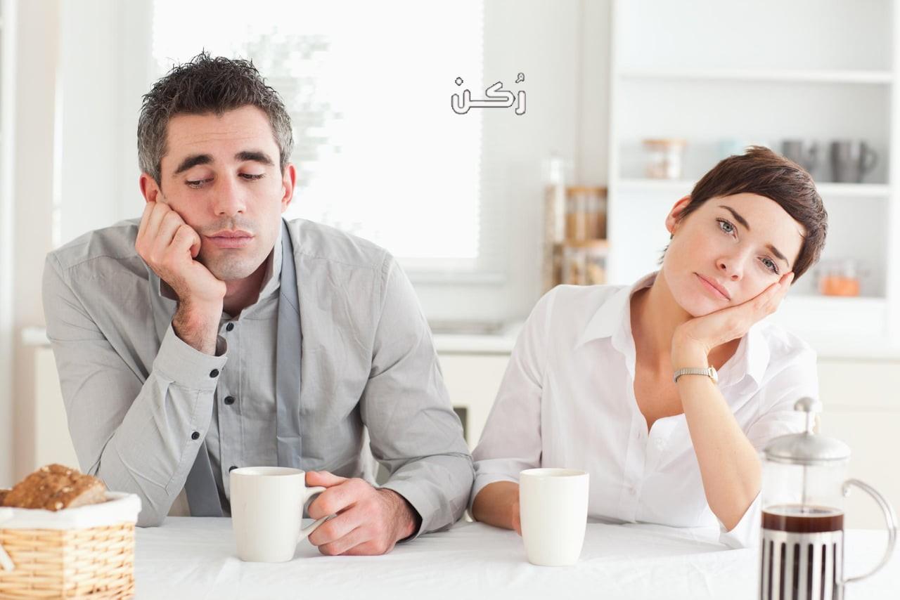 علامات تدل وتؤكد على فشل الزواج