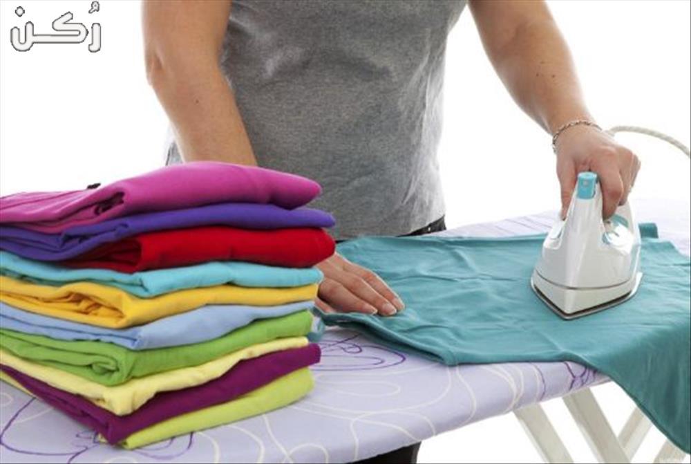 كيف تحضرين سائلاً لإزالة تجاعيد الملابس