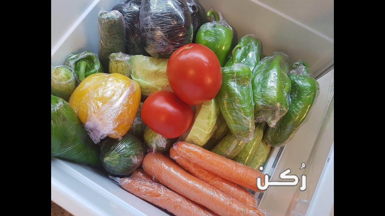طرق حفظ الطعام بطريقة صحية