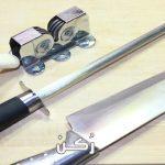 طريقة سن السكاكين والمقصات في المنزل