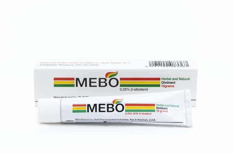 كريم ميبو Mebo لعلاج الحروق والجروح