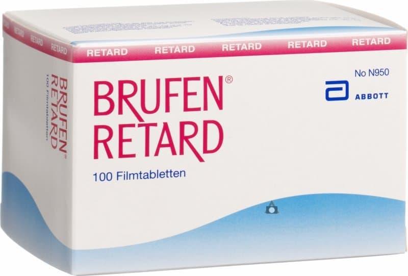 بروفين 600 Brufen اقراص وفوار مسكن للألم وموانع الاستخدام