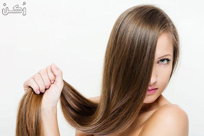 طريقة إطالة الشعر طبيعياً في المنزل