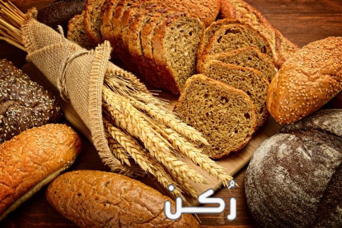 السعرات الحرارية في الخبز الأبيض و الأسمر و العيش السن