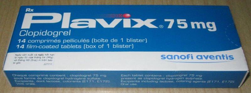 بلافكس plavix دواء لحماية مرضى القلب من الجلطات