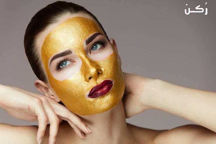 طريقة تحضير ماسك قناع ماء الذهب لبشرة جميلة