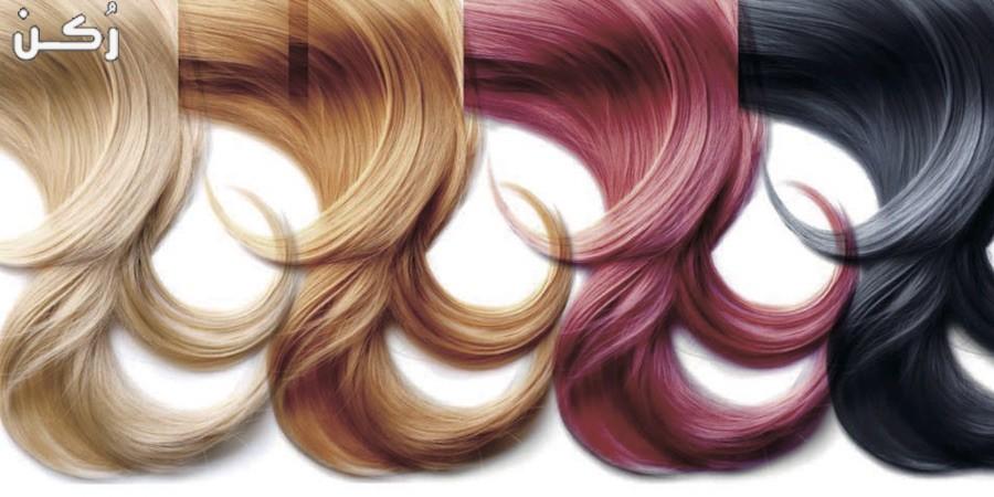 افضل المواد الطبيعيه لصبغ الشعر بجميع الالوان