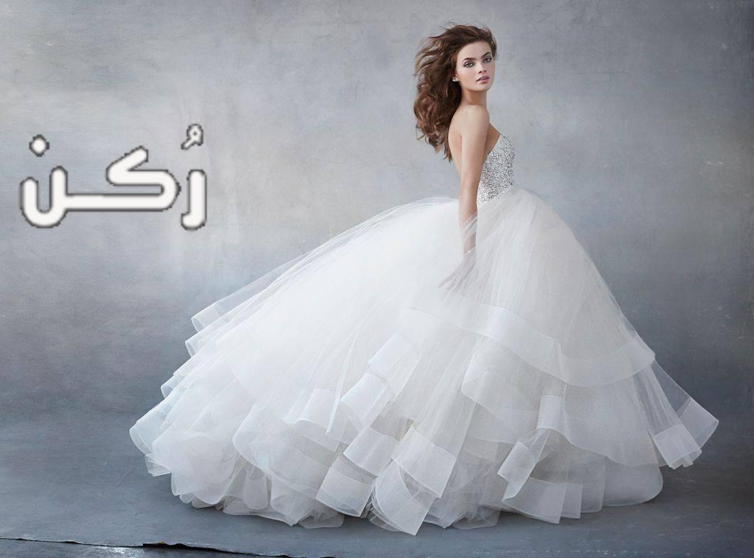 كيفية اختيار فستان الزفاف الأمثل لكل عروسه مقبله على الزواج