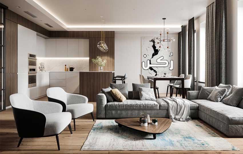 أفكار ديكور حديث للمنازل العصرية 2020