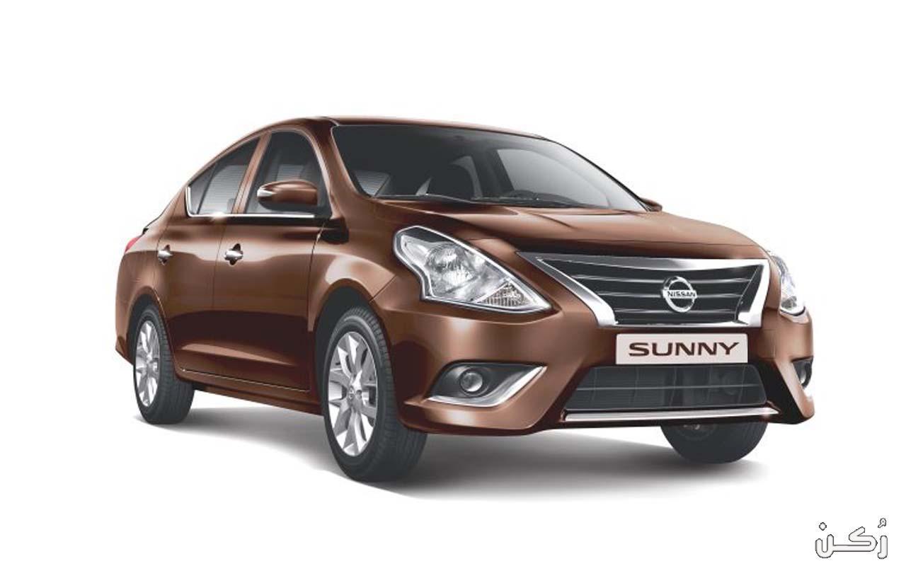 أسعار ومواصفات نيسان صني Nissan Sunny 2020 الجديدة