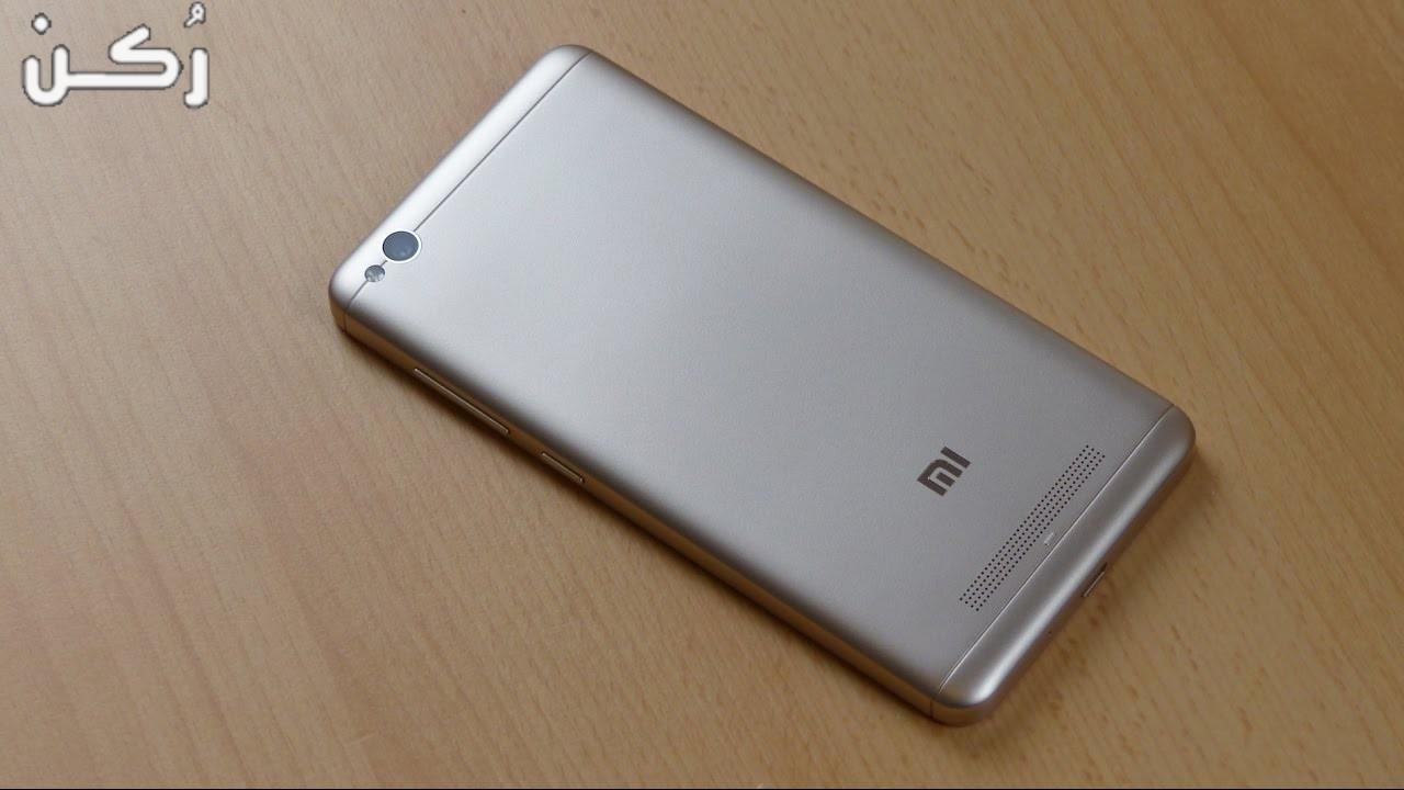 سعر ومواصفات هاتف شاومي Xiaomi Redmi 4A والمميزات والعيوب