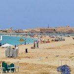 أجمل شواطئ مرسى مطروح الآمنة للأطفال في مصيف 2019