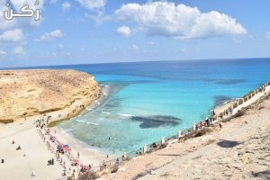 اجمل شواطئ مرسى مطروح للخروجات في مصيف 2019 بالصور