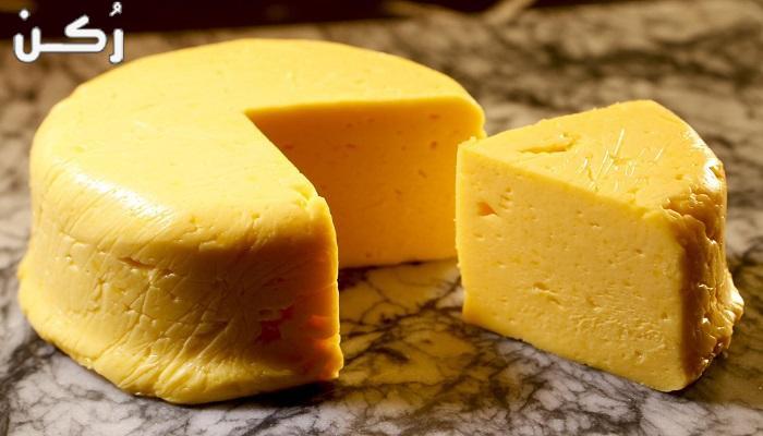 طريقة عمل الجبن الرومي في المنزل بمكونات بسيطة
