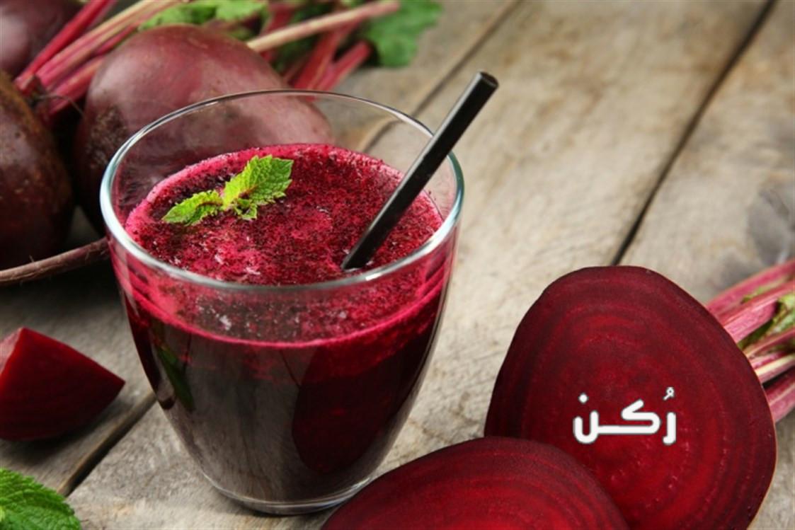 فوائد عصير الشمندر للبشرة والشعر والجسم