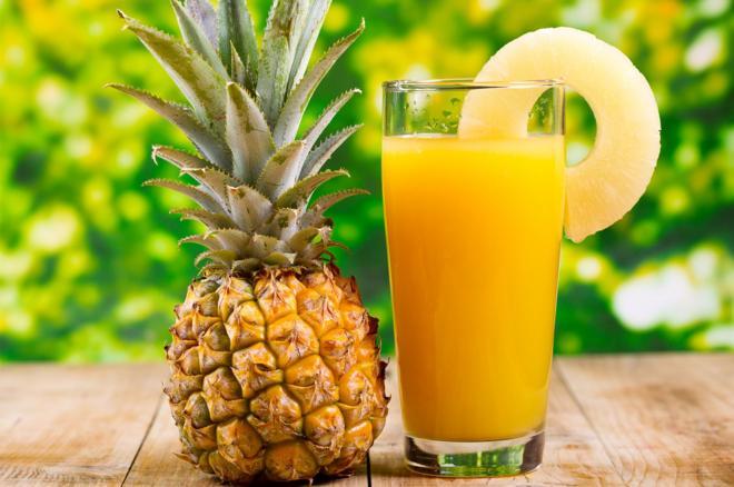 عصير الأناناس أقوى منشط للرجال وزيادة الخصوبة وعلاج العقم