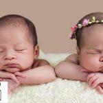أسماء أطفال توائم 2020 ولد وبنت مواليد توأم