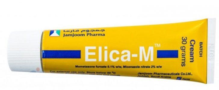 كريم اليكا Elica Cream للبشرة وعلاج المنطقة الحساسة