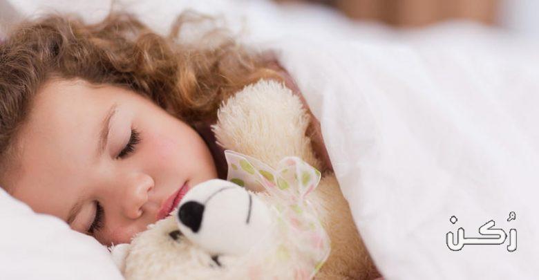 دعاء النوم للأطفال