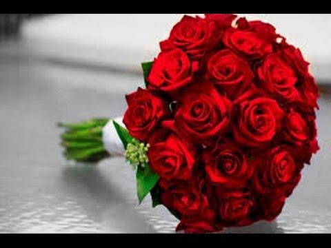 باقات أزهار رومانسية وجميلة