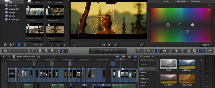 تحميل برنامج فاينل كت برو Final Cut Pro لتحرير الفيديوهات