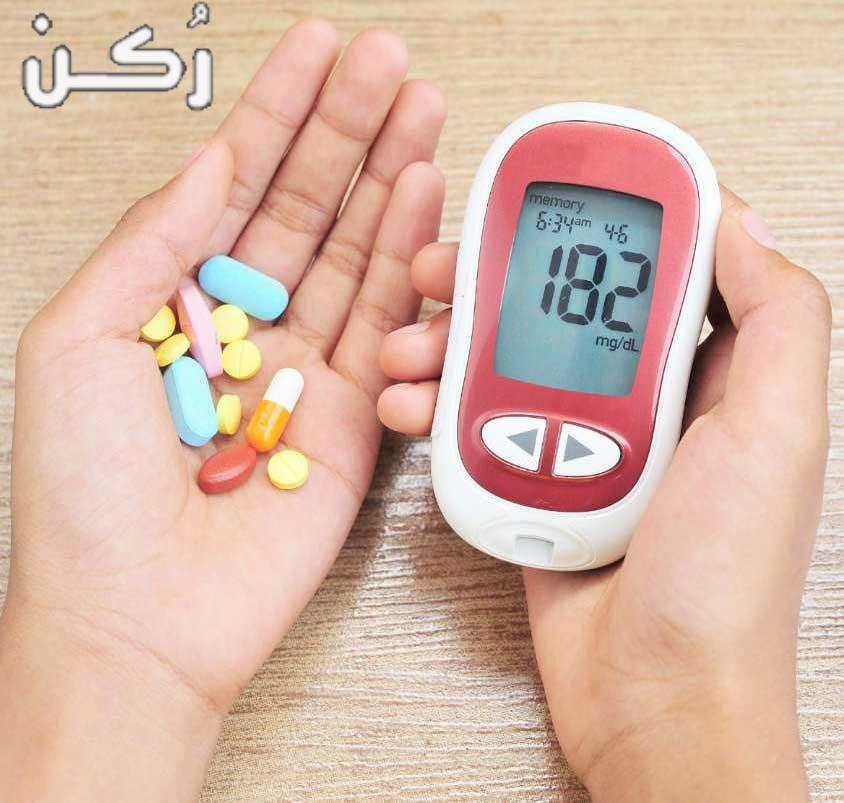 أكاربوز Acarbose أقراص علاج مرض السكري