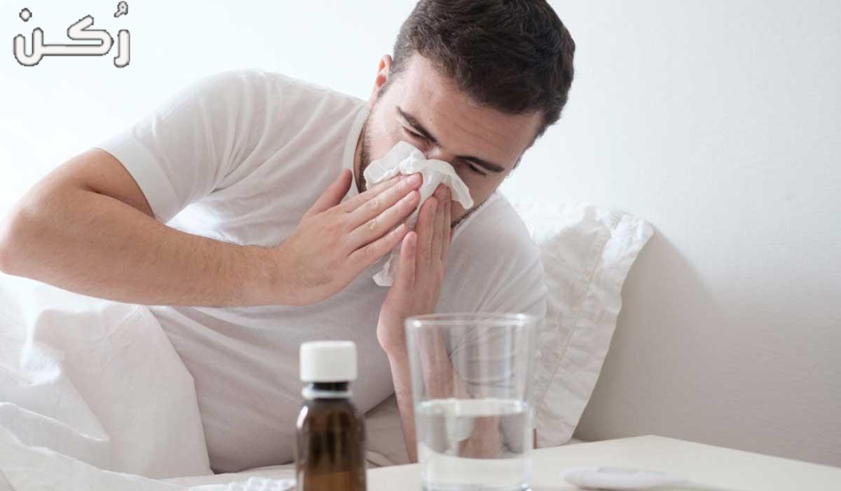 نشرة باراينول Pararhinol مسكن للألم وعلاج نزلات البرد