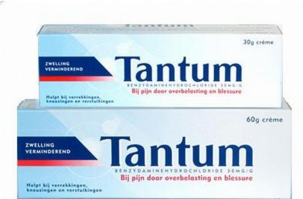 كريم تانتم Tantum Cream لعلاج التهابات الحلق وسعره في الصيدليات