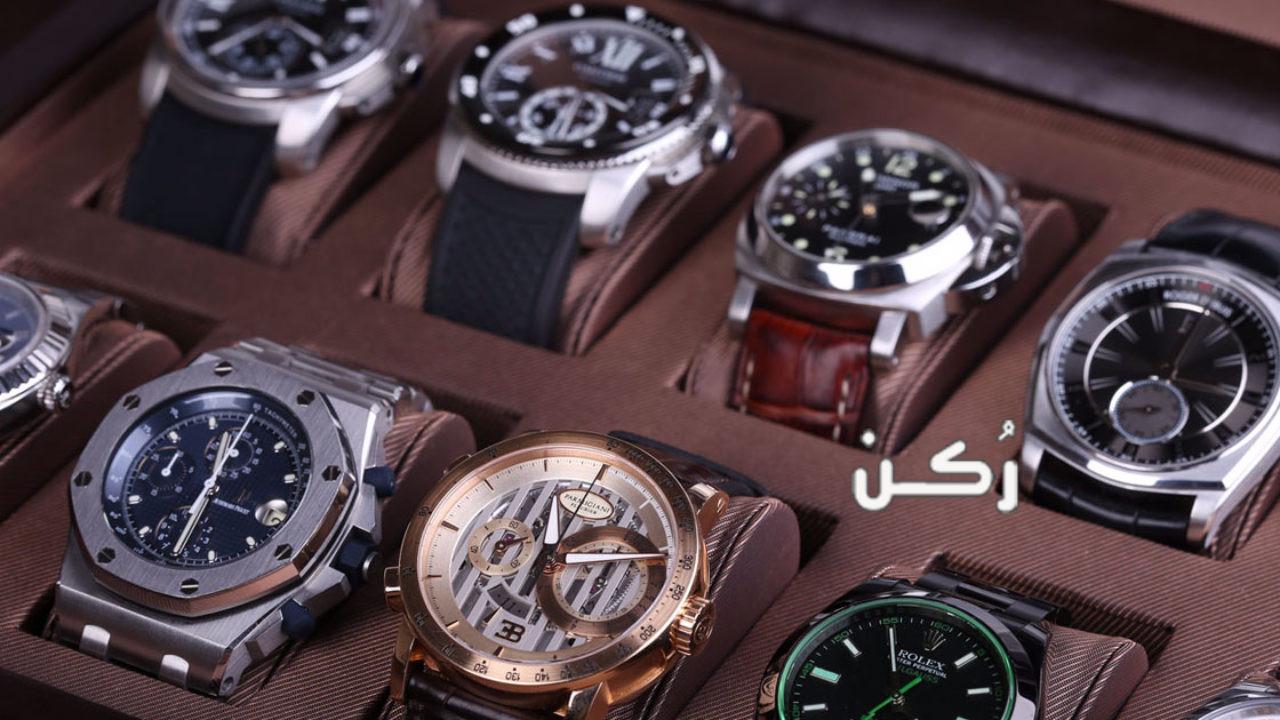 أسعار الساعات الرجالي في مصر وأهم الماركات العالمية